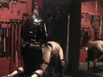 Sissy cocksucking slave training